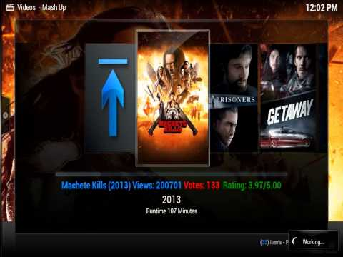 XBMC. Navix VS Mashup Review