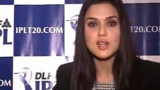 Preity Zinta talks about the player auction