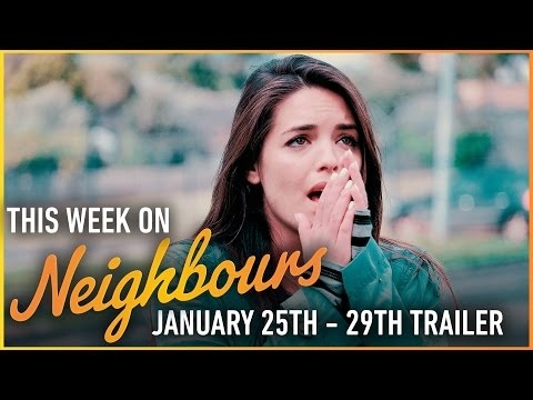 This Week On Neighbours (January 25th - 29th)