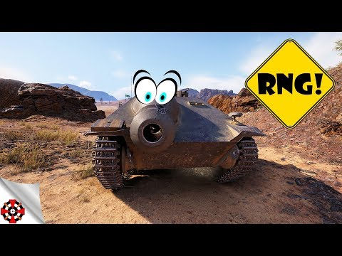 World of Tanks - Funny Moments   BLIND SHOTS & RNG MOMENTS! (WoT, July 2018)