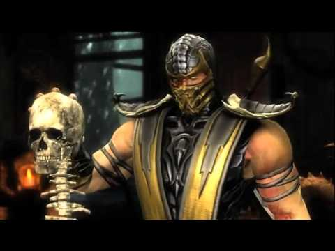 Mortal Kombat 9 Story, Part 1 of 3 Music Videos
