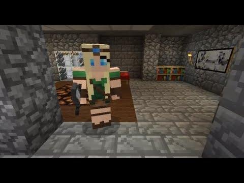Minecraft Skins Warrior Princess