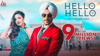 Hello Hello Full HD  Rajvir Jawanda  MixSingh  Jos