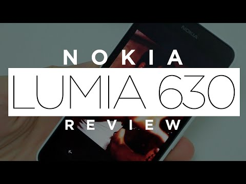 [Review] Nokia Lumia 630 (en español)