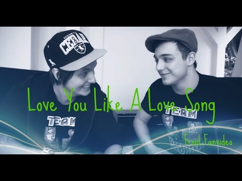 Love You Like A Love Song - Froid [fanvideo] video