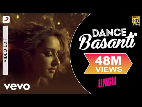 Dance Basanti - Ungli | Emraan Hashmi | Shraddha Kapoor video