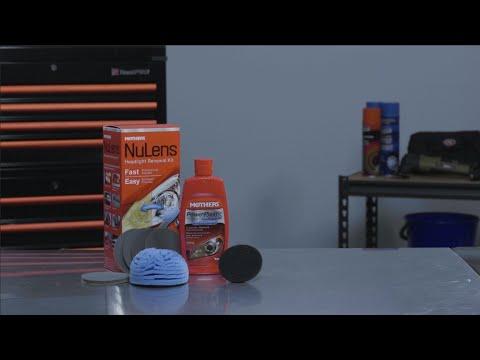 Mothers NuLens Renewal Headlight Kit
