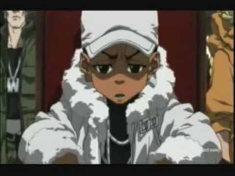 Boondocks Season 3 Episode 7 but Then I Thought To Myself... video