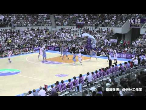 [2012.04.28] Allen Iverson *First Game in China* Fans-made Highlight