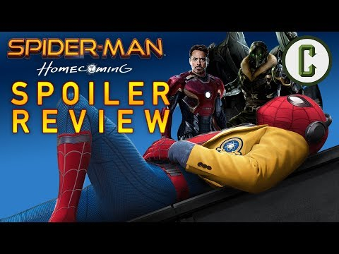 Spider-Man: Homecoming Review (SPOILERS) thumbnail