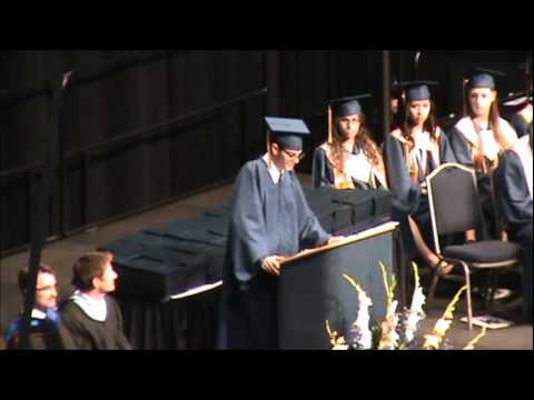 2012 Keller High School Valedictorian Address - Ethan Kerstein