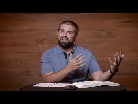 Seth Stone Devo   The Story of Job