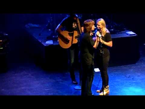Jason Aldean, Miranda Lambert, Thomas Rhett At House Of Blues, July, 2013 video