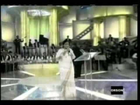 Asha Bhosle - Chura Liya Hai live