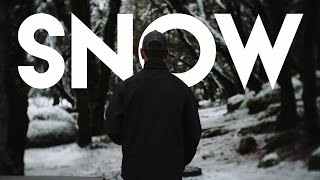 SNOW   SONY A6300 CINEMATIC SHORT FILM