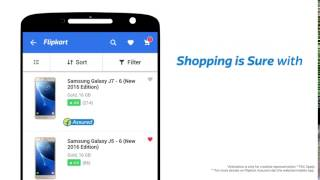 Shopping is sure with Flipkart Assured | Fast & Free Delivery