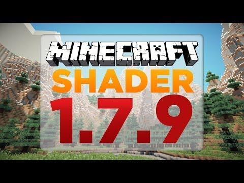 How To Install Minecraft Shaders Mod 1.7.9/1.7.10/1.8.1/1.8.2 Tutorial (Windows & Mac) [HD]