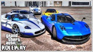 GTA 5 Roleplay - 'REDLINE GARAGE' Buying Expensive Cars | RedlineRP #582 Live