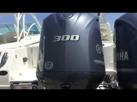 2015 Sailfish 320 Center Console Boat For Sale at MarineMax Ship Bottom