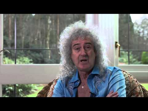 Asteroid Day 2016: Dr Brian May
