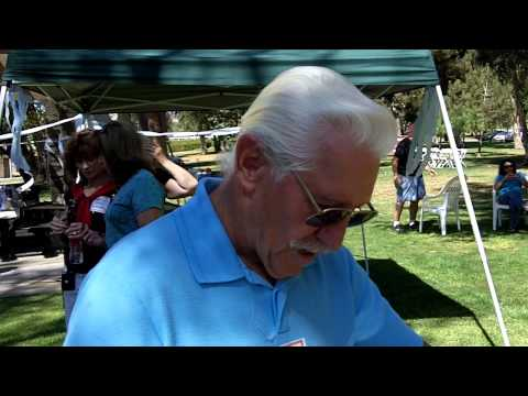 Steve Benn attended his 50 year Yorba Linda Elementary School class reunion September 19, 2010