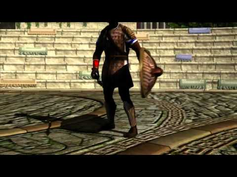 Deadliest Warrior: Ancient Combat Gameplay Trailer (ps3, Xbox 360) video