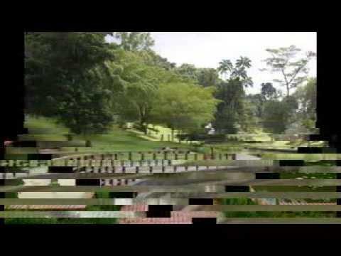 Singapore Botanic Gardens -  UNESCO World Heritage Site -  Asia's top park attraction