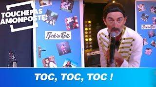 Le toc toc toc : spécial rock'n'roll