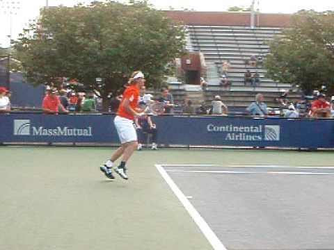 Alexandre Kudryavtsev (Russia) - US Open 2009 - Qualifiers Round 1 - 8/26/09