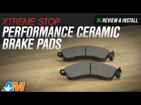1994-2004 Xtreme Stop Performance Ceramic Brake Pads Review & Install