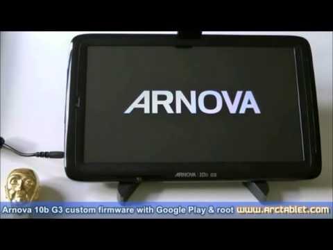 Tuto ROOT Arnova Tablet 10b g3 [Francais]