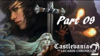 Lancer Plays Castlevania: The Lecarde Chronicles 2 - Part 09: Cold Shoulder