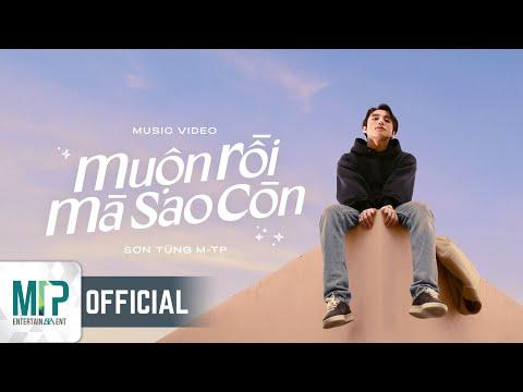 Download Lagu SƠN TÙNG M-TP   MUỘN RỒI MÀ SAO CÒN    .mp3