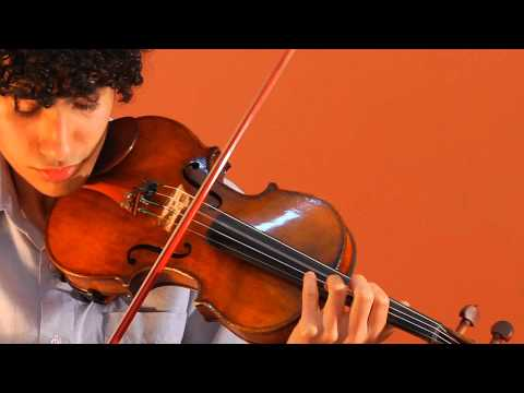 Watch N. Paganini - Caprice No. 13 in B-flat Major
