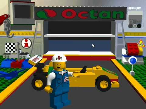 Lego Island Walkthrough
