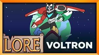 VOLTRON: Legendary Defender | LORE in a Minute! | Origin Story | Octopimp | LORE