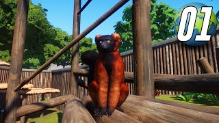 Planet Zoo Career - Part 1 - Madagascar