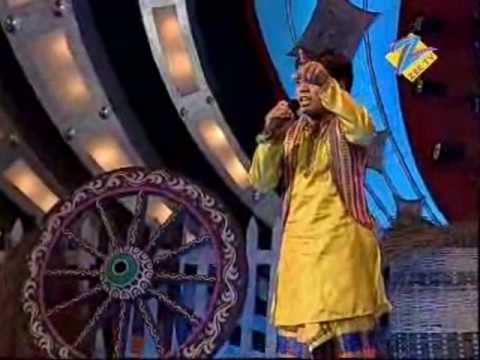 Sa Re Ga Ma Pa Little Champs September 25, 2009-- Hemant Brijwasi ** Best Performance video