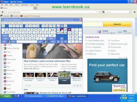 Class 20 Keyboard main buttons Urdu Hindi