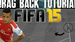 FIFA 16 (15) - THE BEST ATTACKING MOVE TUTORIAL - ADVANCED DRAG BACK
