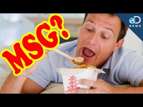 Why MSG Isn't Really That Bad