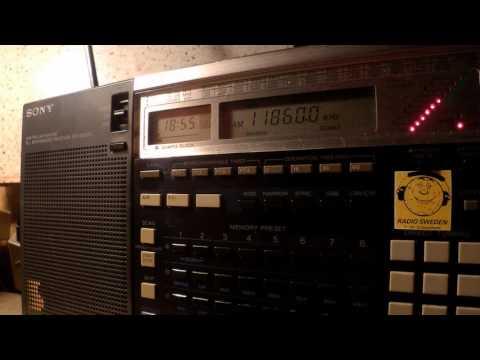 13 07 2016 Republic of Yemen Radio in Arabic to ME 1855 on 11860 Jeddah
