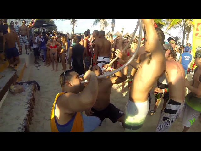 Oasis Cancun Spring Break 2014 - 1080p HD GoPro [OFFICIAL PARTY VIDEO]