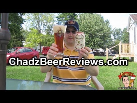 Yuengling Traditional Lager | Chad'z Beer Reviews #539