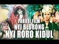 #KWCOMEDY    PARODI FILM NYI BLORONG PUTRI NYI RORO KIDUL , FILM HOROR SUZANNA