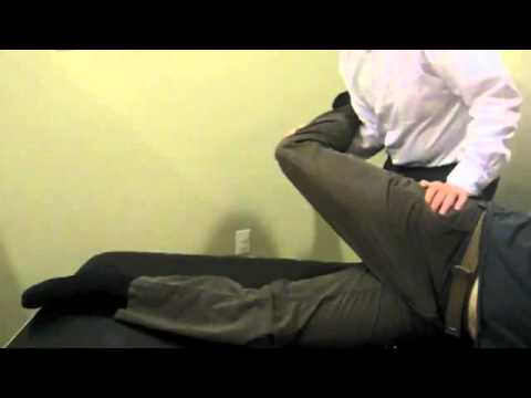 tight hip flexors inflicting stomach pooch