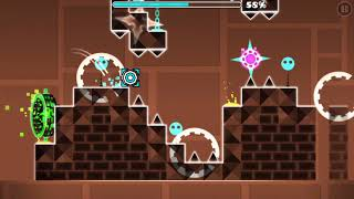 DeathStep by funnygame (easy demon) (mobile)