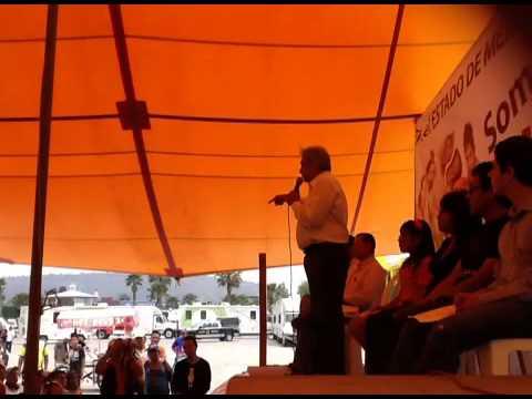 AMLO - Comité Municipal MORENA Valle de Chalco, Edomex