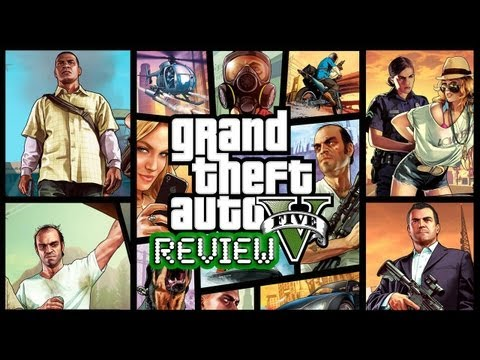 Grand Theft Auto V Review   3KB