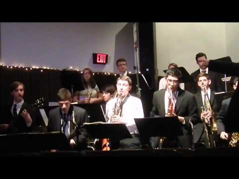 Nancy Jo - LMHS Jazz Band 12.12.13